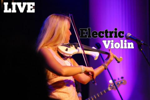 Live Musician | Electric Violin