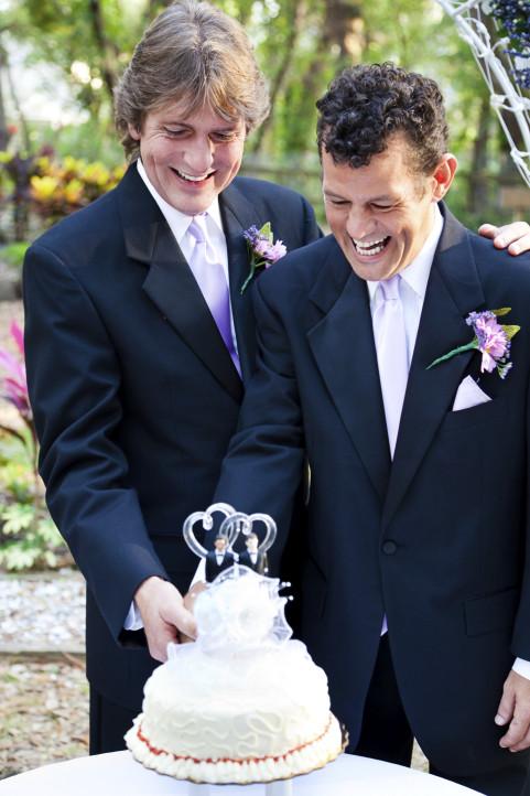 Marc & Peter's Wedding