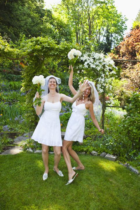 Julie & Stephanie's Wedding