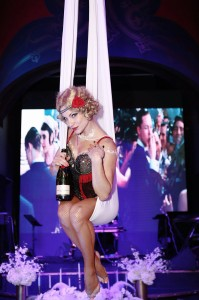 One Up Entertainment Inc Aerialists