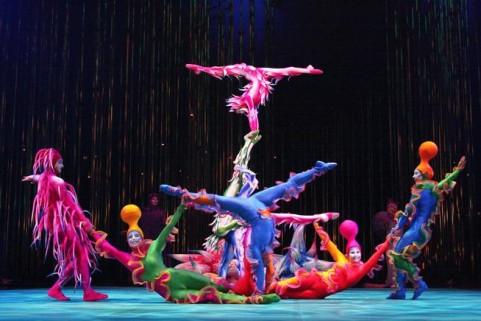 Cirque Du Soleil Acts