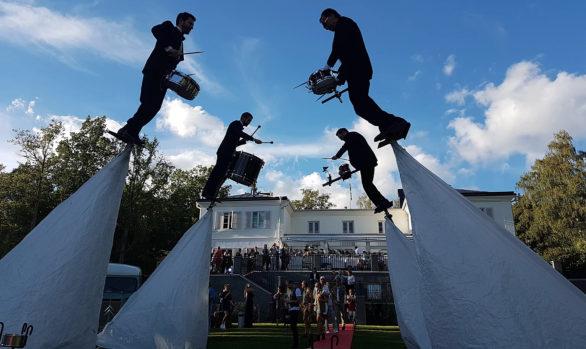 Sky Drummers